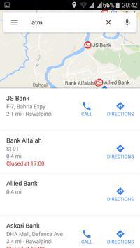 GPS Places Navigation screenshot 8