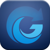 Tip Share GPS location Glympse icon