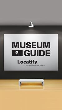 Locatify Museum Guide poster