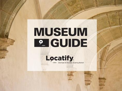 Locatify Museum Guide apk screenshot