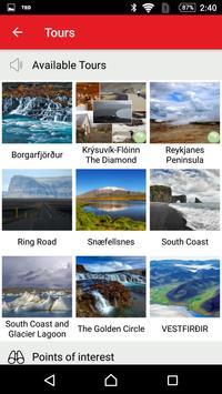 Friend in Iceland; Tour Guide apk screenshot