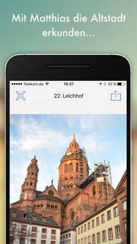 Mainz mit Matthias apk screenshot