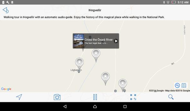 Thingvellir apk screenshot