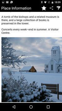 Iceland Road Guide screenshot 4