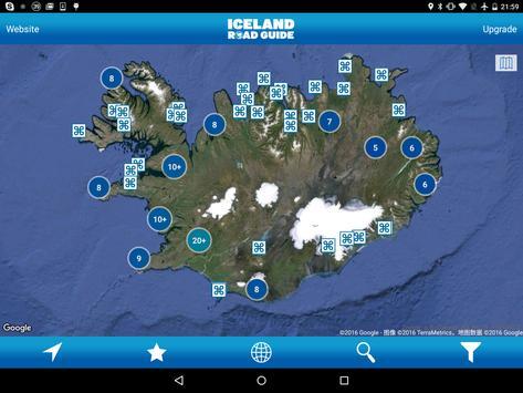 Iceland Road Guide screenshot 5