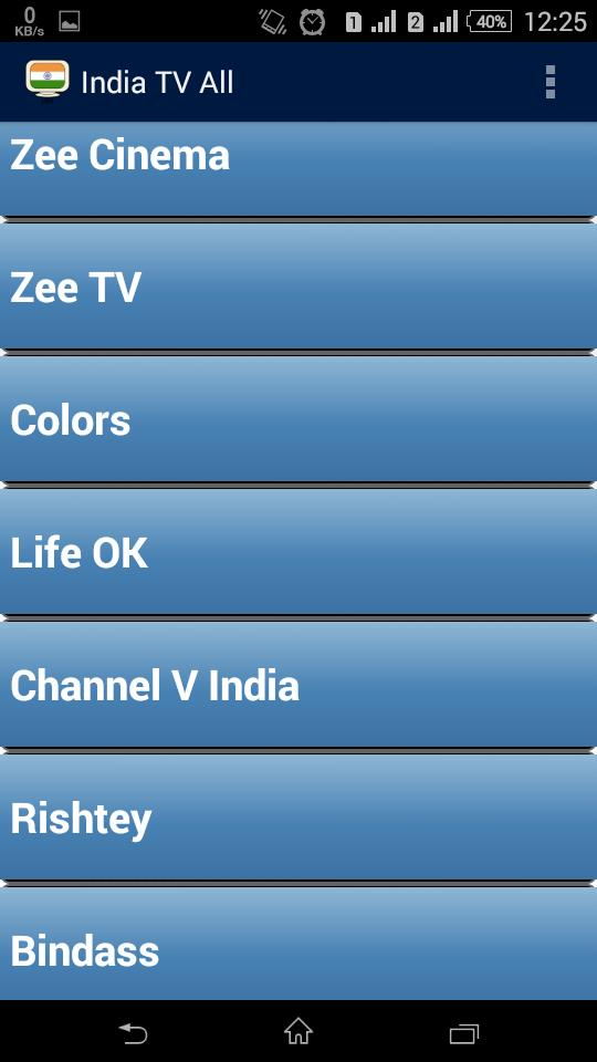Indian Live TV All Channels HD for Android - APK Download