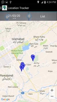 Location Tracker screenshot 16