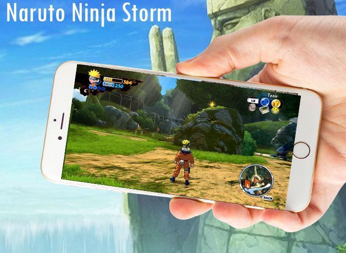 Guide Naruto SHIPPUDEN Ninja Storm 4 Road Boruto for Android