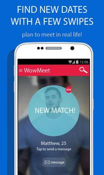 ... WowMeet - Local Hookup Dating apk screenshot ...