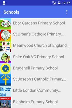 Schools apk screenshot