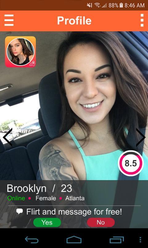 Hookup sex dating