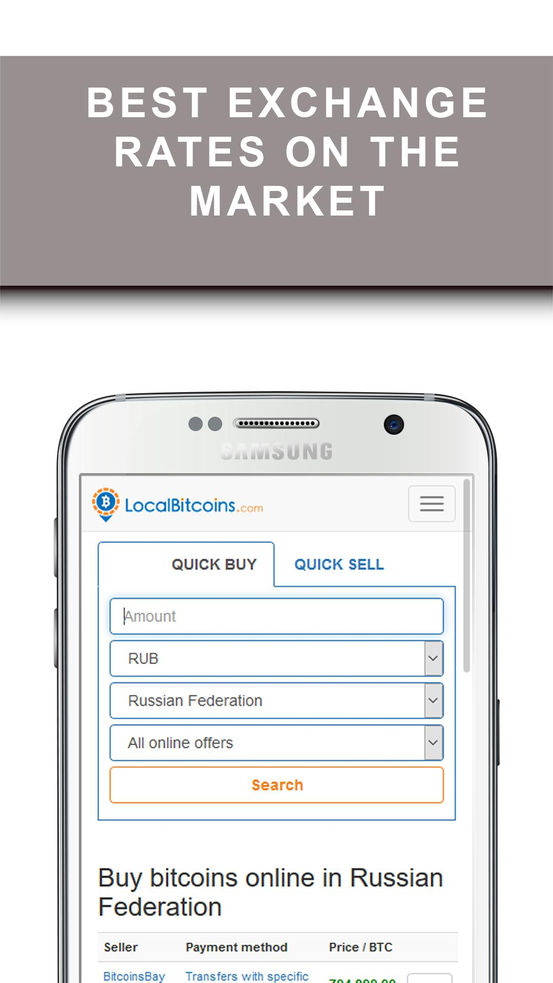 localbitcoins app