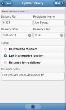 Local Delivery Manager apk screenshot