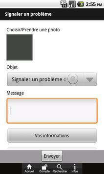 Aurillac apk screenshot