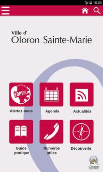 Oloron Ste-Marie poster