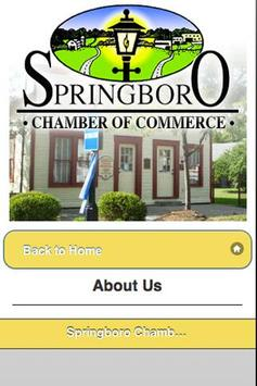 Springboro Chamber of Commerce apk screenshot