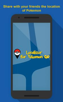 Localizer for Pokemon GO poster