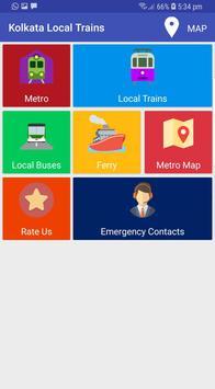 Kolkata Sub Urban Trains screenshot 1