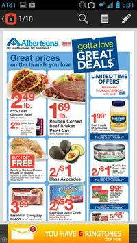 Weekly Ads, Coupons & Deals poster