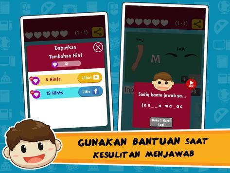 Tebak Gambar Kuliah screenshot 11