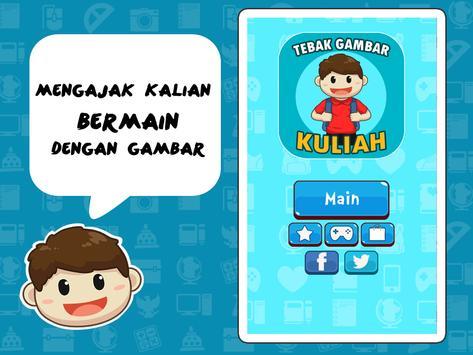 Tebak Gambar Kuliah screenshot 8