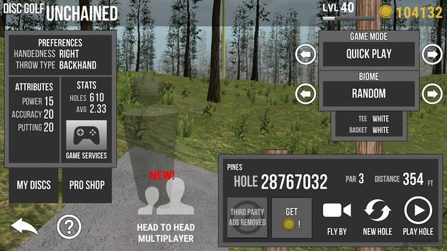 Disc Golf Unchained screenshot 5