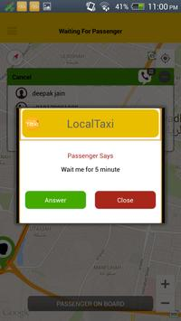 LocalTaxi-Driver screenshot 6