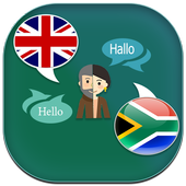 Afrikaans to English Translator icon