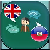 English to Creole Translator icon