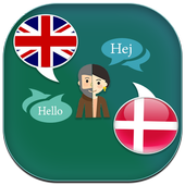 Danish to English Translator icon