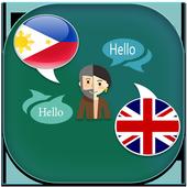 English to Ilocano Translator icon