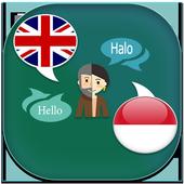 English to Indonesian Translator icon
