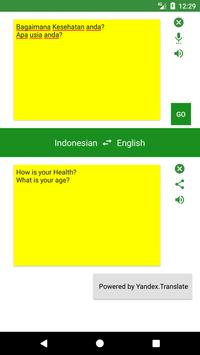 English to Indonesian Translator screenshot 5