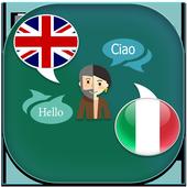 English to Italian Translator icon