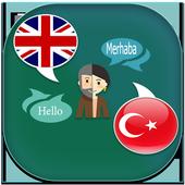 English to Turkish Translator icon
