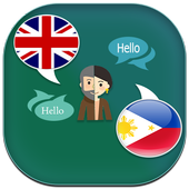 English to Philippines Translator icon