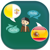 Latin to Spanish Translator icon