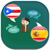 Puerto Rican to Spanish Translator icon