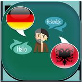Shqip to German Translator icon