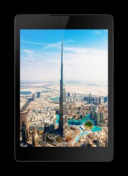 Burj Khalifa Lock Screen Wallpaper screenshot 10