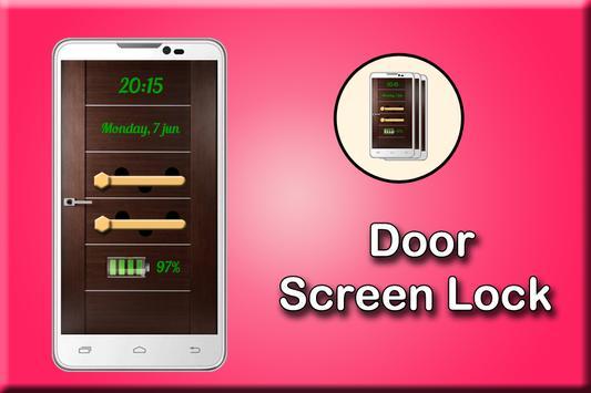 Door Screen Lock poster