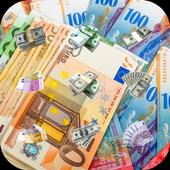 Money Pattern Lock Screen icon