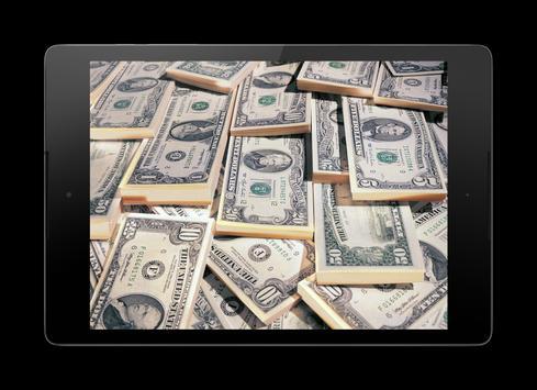 Money Pattern Lock Screen screenshot 6