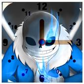 Sans Clock Widgets icon