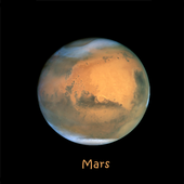 Find Mars icon