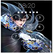 lock screen for bayonëtta 2018 icon