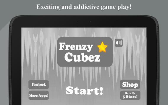 Frenzy Cubez screenshot 4