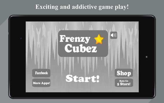 Frenzy Cubez screenshot 8