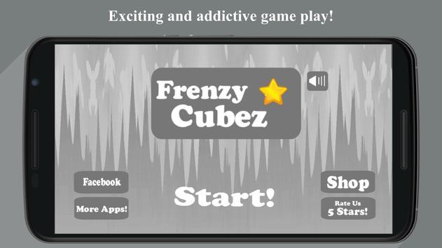 Frenzy Cubez poster