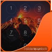 Volcano Lock Screen icon